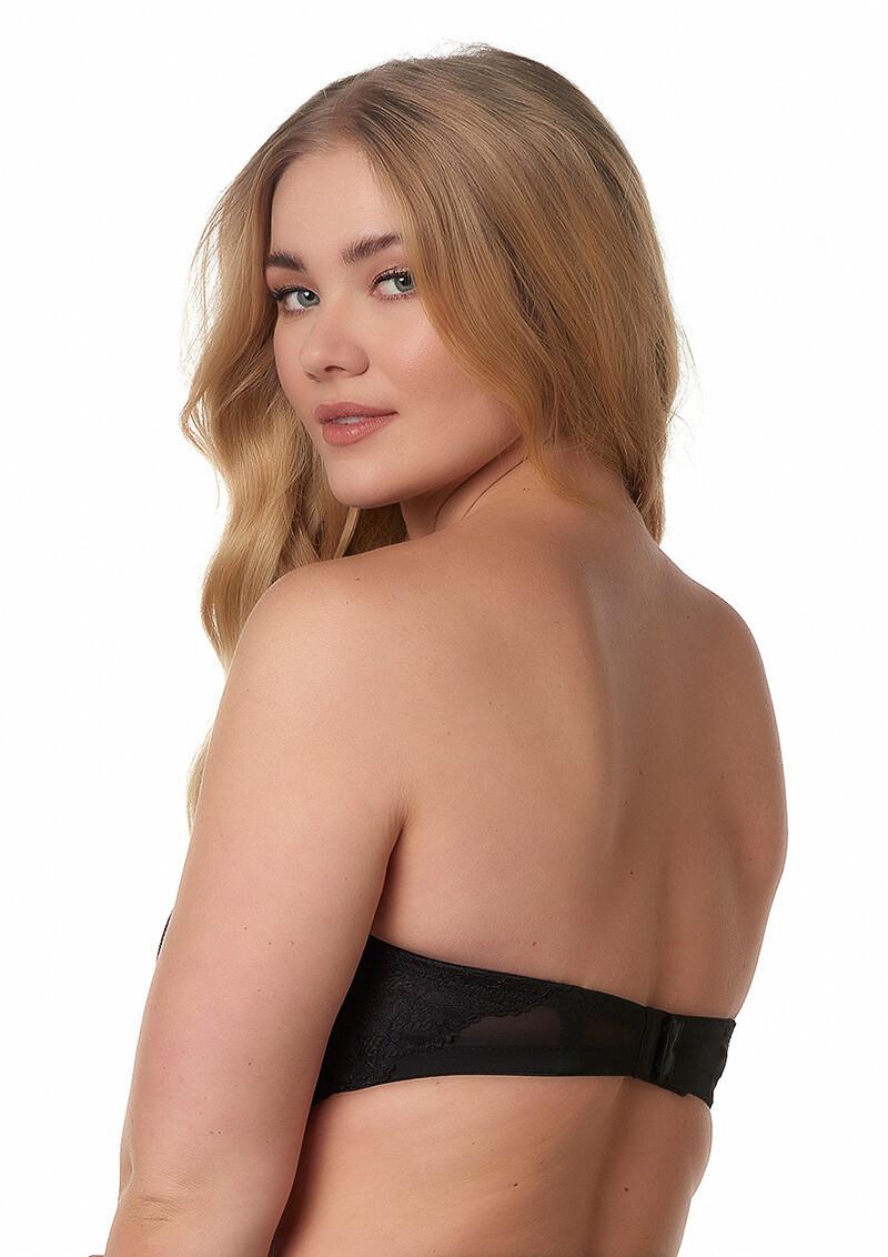 Abby basic strapless beha